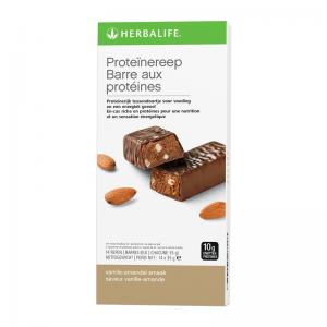 Proteïnereep vanille amandel