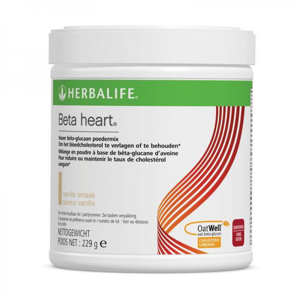 Beta heart® vanille 229 g