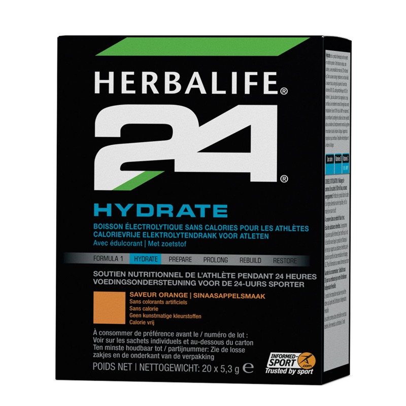H24 Hydrate sinaasappelsmaak