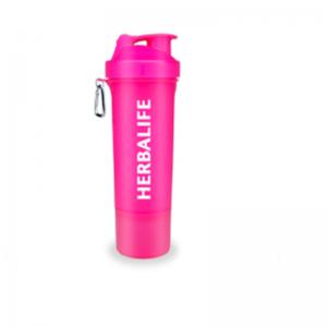 Neon Shaker roze, 400 ml