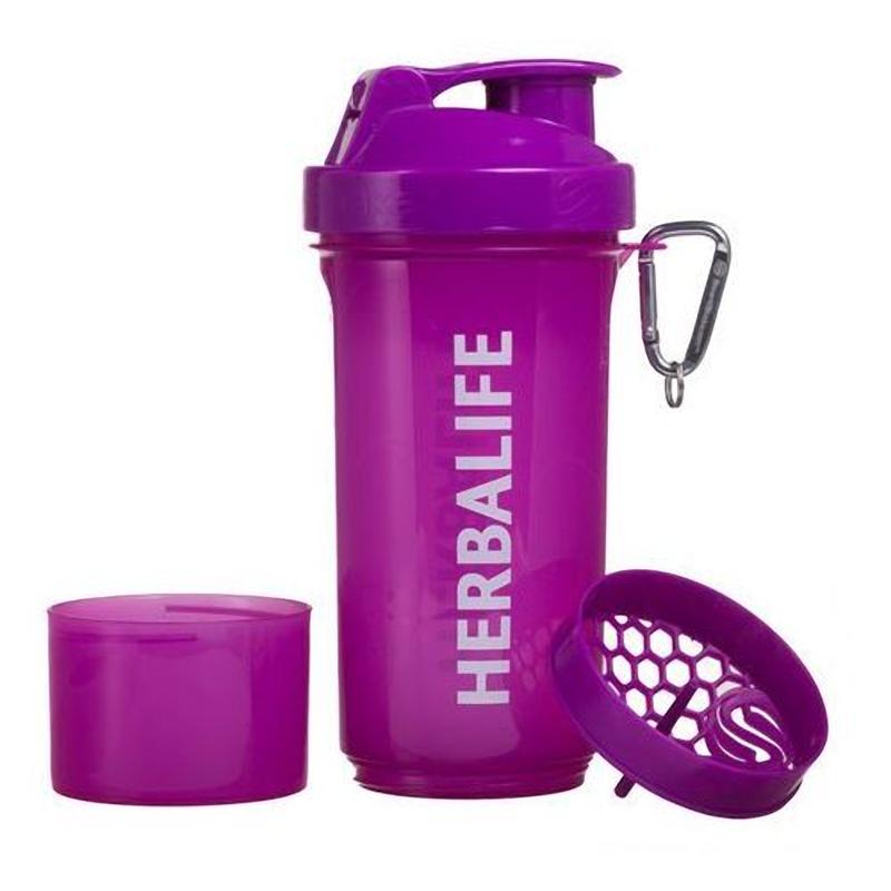 Neon Shaker paars, 400 ml