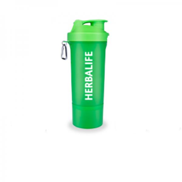 Neon Shaker groen, 400 ml